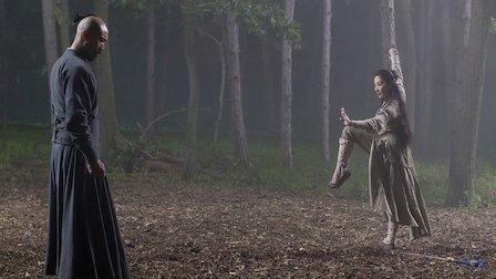 觀賞失傳的鶴拳。第 2 季第 7 集。