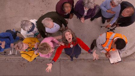 觀賞斑馬線。第 5 季第 4 集。
