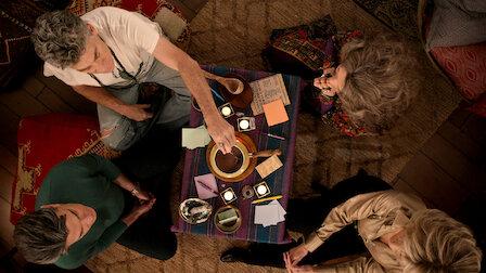觀賞儀式。第 5 季第 8 集。