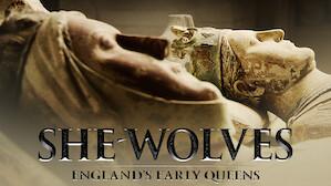 母狼:英格蘭早期王后