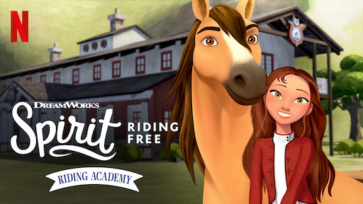 Spirit Riding Free: Riding Academy